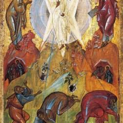 Преображение-Господне-1403-Москва-Третьяковская-галерея