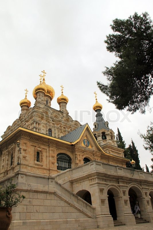 8651774-golden-domes-of-the-church-of-mary-magdalene-mount-of-olives-jerusalem
