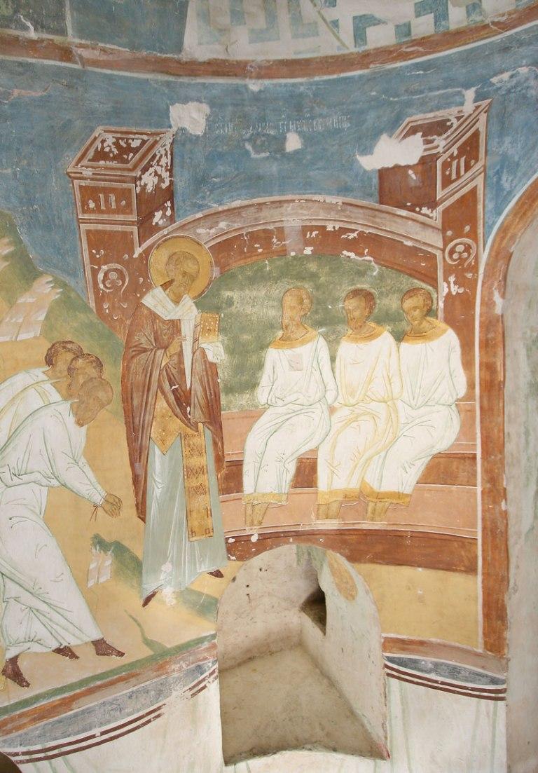 Apparition of Saint Nicholas to Prisoners