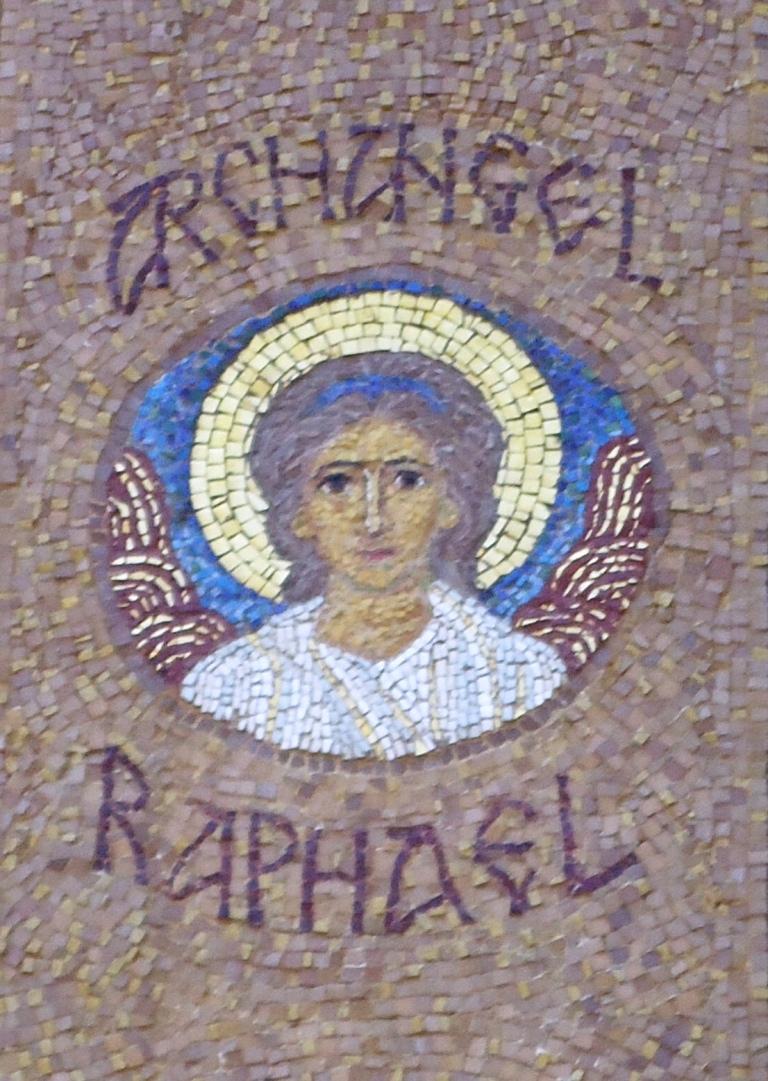 Arhanghelul Rafail la Essex
