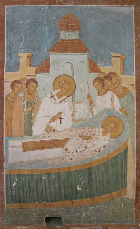 Assumption of Saint Nicholas