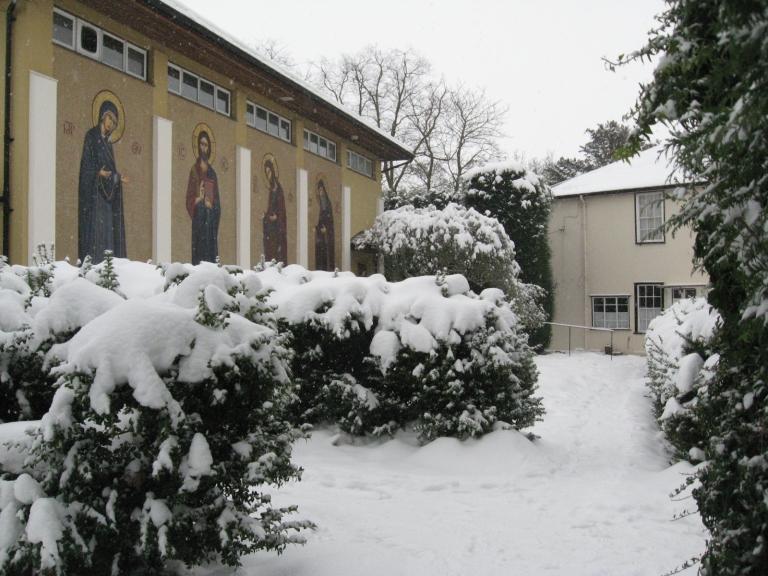 biserica mare Sf Siluan