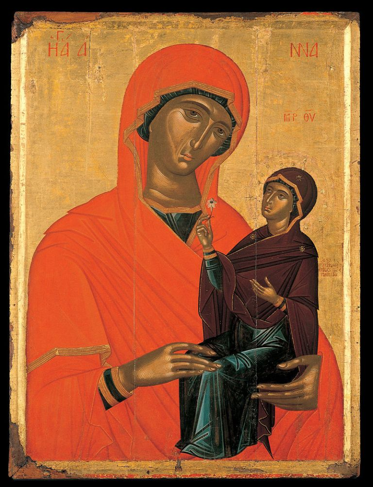 Chanter_Angelos_Akotandos_-_St_Anne_with_the_Virgin_-_Google_Art_Project
