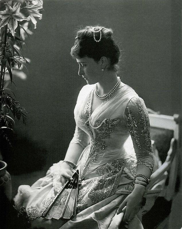 Grand Duchess Elizabeth Feodorovna of Russia