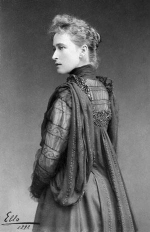 Grand Duchess Elizabeth Feodorovna of Russia1