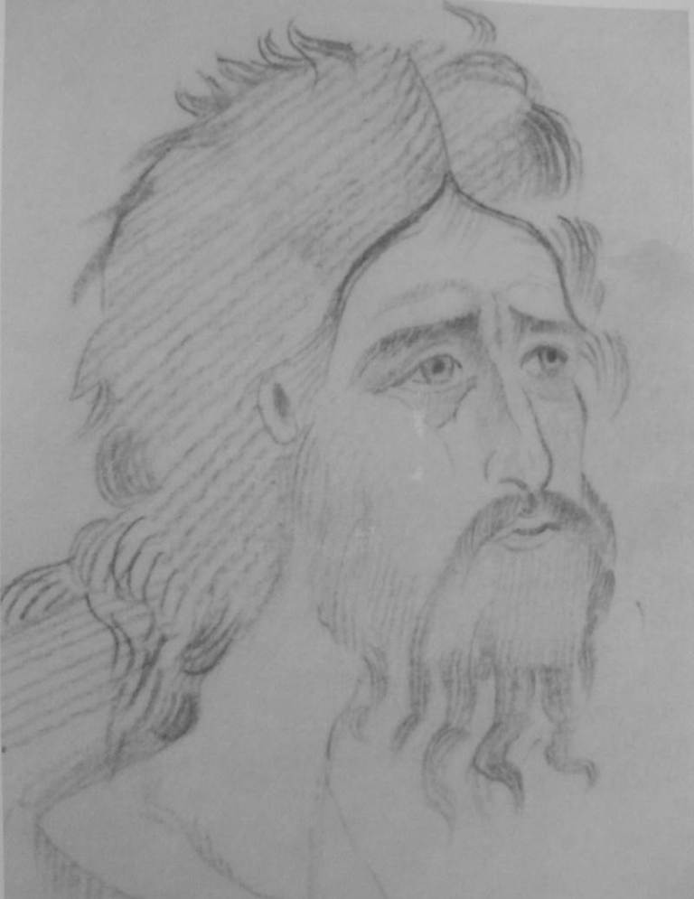 ioan botezatorul essex gravura sofronie