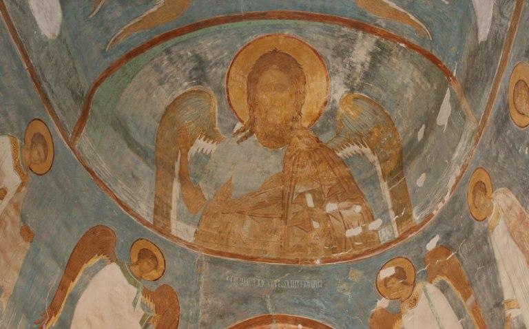 John the Baptist, Angel of the Wilderness