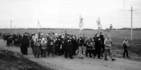 procesiune-in-shovskoe-satul-natal-al-sf-siluan-athonitul