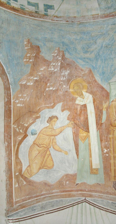 Saint Nicholas Saves Enfant Demetrius from Saint Nicholas Saves Enfant Demetrius from Drowning