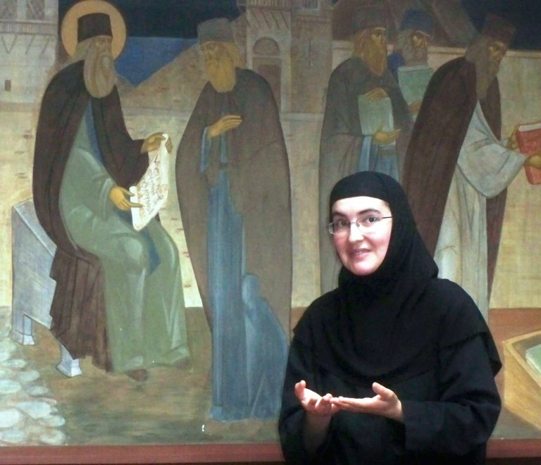 Sister Thecla