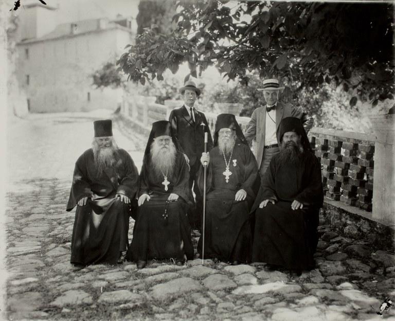 Staretul Sf. Pantelimon