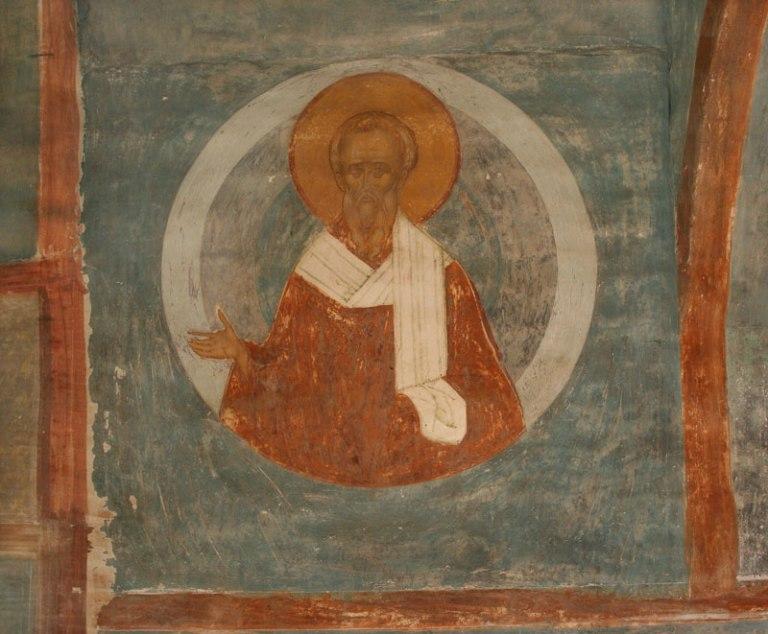 unknown priest din cei 70 de apostoli